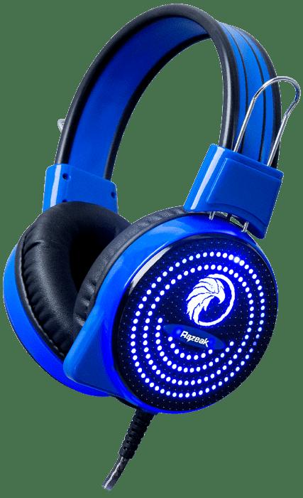 RAZEAK หูฟัง RH-05 สีน้ำเงิน